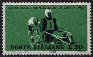 Campionati mondiali di ciclismo - L. 30
