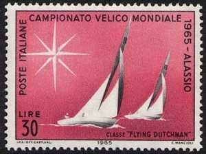 Campionato  velico mondiale, Alassio e Napoli - classe Flying Dutchman