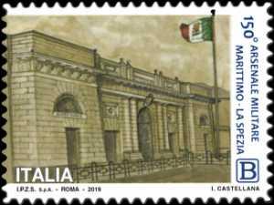 Arsenale Militare Marittimo di La Spezia - 150° Anniversario della fondazione