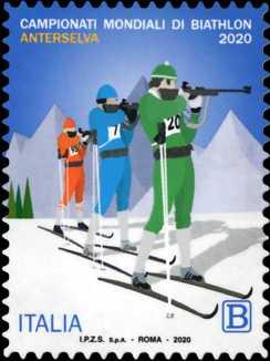 Lo Sport : Campionato mondiale di Biathlon 2020
