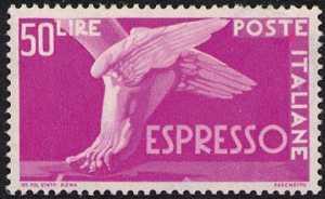 1955 - Repubblica - Espresso - Serie «Democratica»