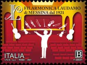 Patrimonio artistico e culturale italiano - Filarmonica di Laudamo - Centenario della fondazione