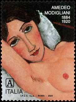 Amedeo Modigliani - Centenario della scomparsa