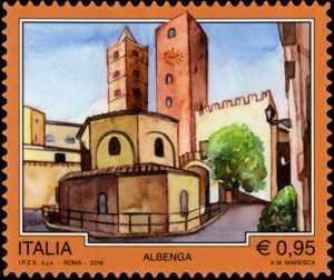 Turistica - 43ª serie   - Albenga (SV)