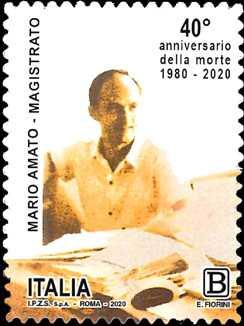 Il Senso Civico - magistrato Mario Amato - 40° Anniversario della morte