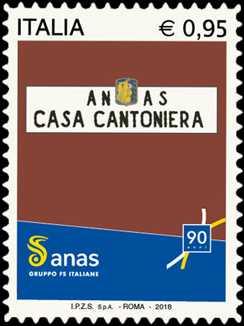 Eccellenze del sistema produttivo ed economico  - 90° Anniversario della istituzione dell' ANAS