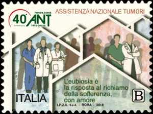 A.N.T. - Associazione Nazionale Tumori - 40° Anniversario della fondazione