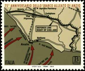 75° Anniversario dello Sbarco Alleato di Anzio