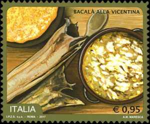 Eccellenze del sistema produttivo ed economico  - Bacalà alla vicentina