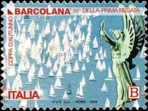 Coppa d'autunno - Barcolana - 50° Anniversario della prima edizione
