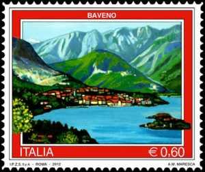 Turistica - 39ª serie  - Baveno