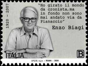 Enzo Biagi - Centenario della nascita