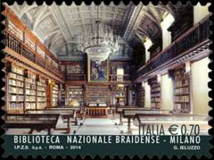 Le eccellenze del sapere  : Biblioteca Braidense di Milano