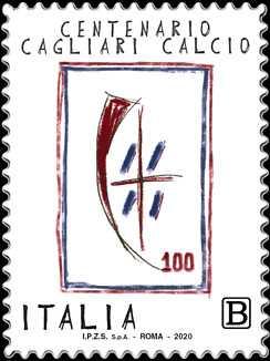 Cagliari Calcio S.p.A. - Centenario della fondazione