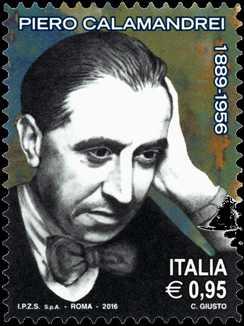 60° Anniversario della morte di Piero Calamandrei