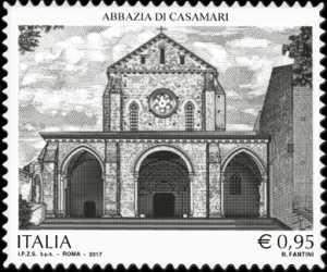 Patrimonio artistico e culturale italiano  :   Abbazia di Casamari