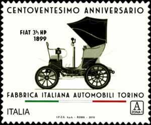 Eccellenze del sistema produttivo ed economico - FIAT - 120°  Anniversario della fondazione