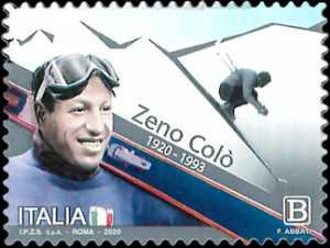 Lo Sport : Zeno Colò - Centenario della nascita