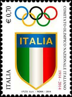 Sport - Centenario della fondazione del CONI
