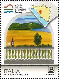 Patrimonio naturale e paesaggistico  - La costa degli etruschi - Toscana