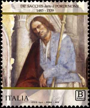 Patrimonio artistico e culturale  italiano : Giovanni Antonio de'  Sacchis detto 'Il Pordenone'