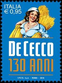 Pastificio De Cecco - 130° Anniversario della fondazione