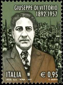 60° Anniversario della scomparsa di Giuseppe Di Vittorio