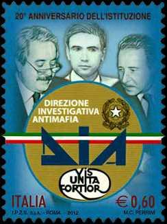 «Le Istituzioni» - Direzione Investigativa Antimafia