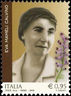 Le eccellenze del sapere  - Genio femminile italiano :   Eva Mameli Calvino