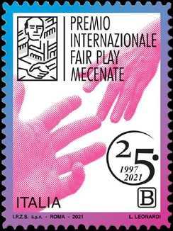 25a  Edizione del Premio Internazionale FAIR PLAY Mecenate
