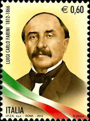 200° Anniversario della nascita di Luigi Carlo Farini
