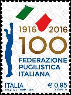 Centenario della fondazione della Federazione Pugilistica Italiana