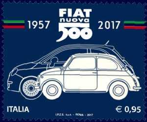 Fiat Nuova 500 : 1957 - 2017