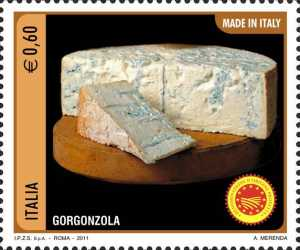 «Made in Italy» - formaggi  - gorgonzola