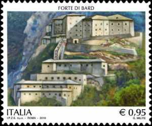 Patrimonio artistico e culturale italiano :  Forte di Bard