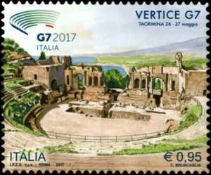 Vertice del G7 a Taormina