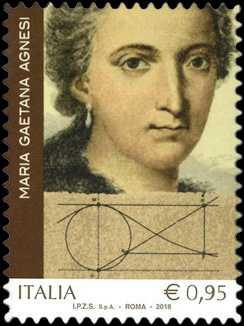 Le eccellenze del sapere  - Genio femminile italiano :  Maria Gaetana Agnesi