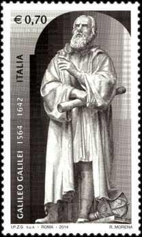 450° Anniversario della nascita di Galileo Galilei