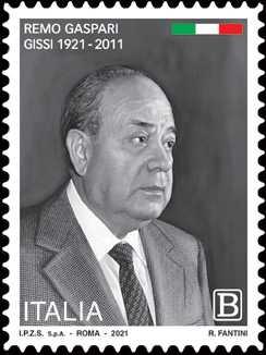 Remo Gaspari - Centenario della nascita
