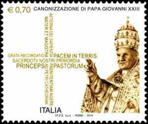 Canonizzazione di Giovanni XXIII