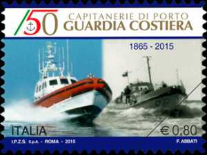 Il senso civico  - 150° Anniversario della istituzione della Guardia Costiera