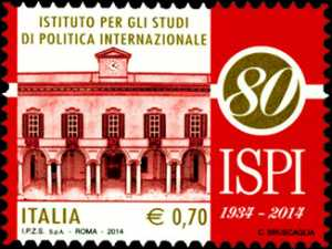 80° Anniversario della fondazione dell'ISPI - Istituto per gli Studi di Politica Internazionale