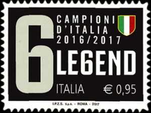 Juventus campione d'Italia 2016-2017