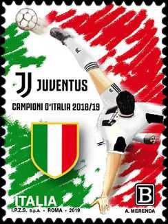 Juventus campione d'Italia 2018/2019