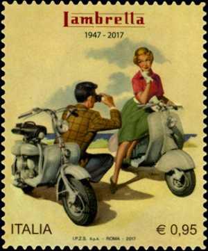 Lambretta - 70° anniversario della produzione