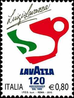 """"""" Le eccellenze del sistema produttivo ed economico """" - Luigi Lavazza - 120° anniversario della fondazione"""