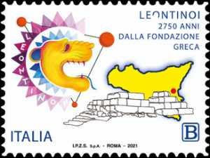 Patrimonio artistico e culturale italiano - Leontinoi - 2750° anno dalla fondazione greca