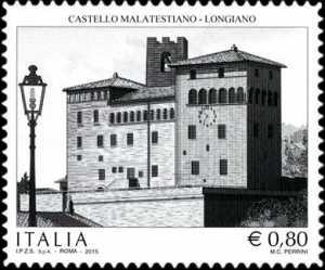 Patrimonio artistico e culturale italiano :  Castello Malatestiano di Longiano