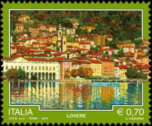 Turistica - 41ª serie  - Lovere ( BG )