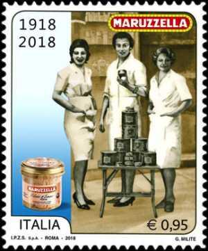 Eccellenze del sistema produttivo ed economico  - Tonno Maruzzella - Centenario della fondazione